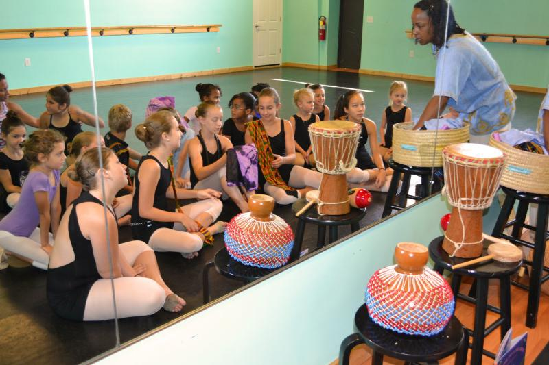 The Dance Element hosts frequent workshops with Master Dance Teachers.