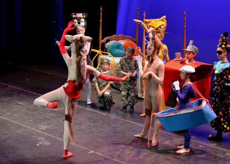Element Productions uses a variety of art forms to produce spectaular shows.
