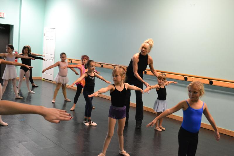 The Dance Element dance studio brings renowned guest artists to Wilmington NC.