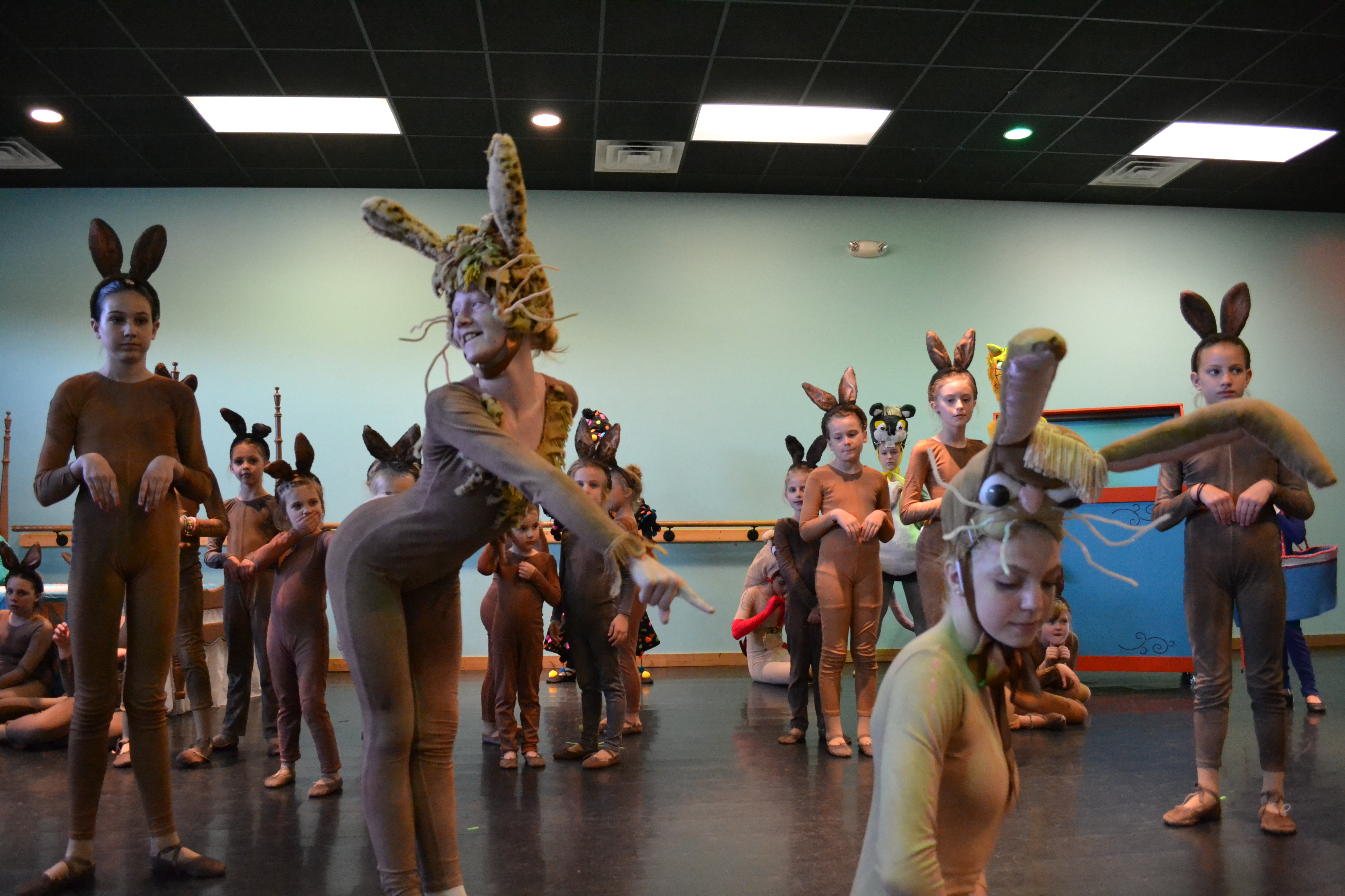 Element Productions dancers share incredible performance opportunities in NC