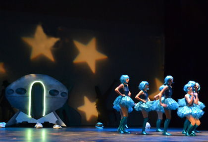 The Dance Element and Element Productions produce spectacular performances in NC